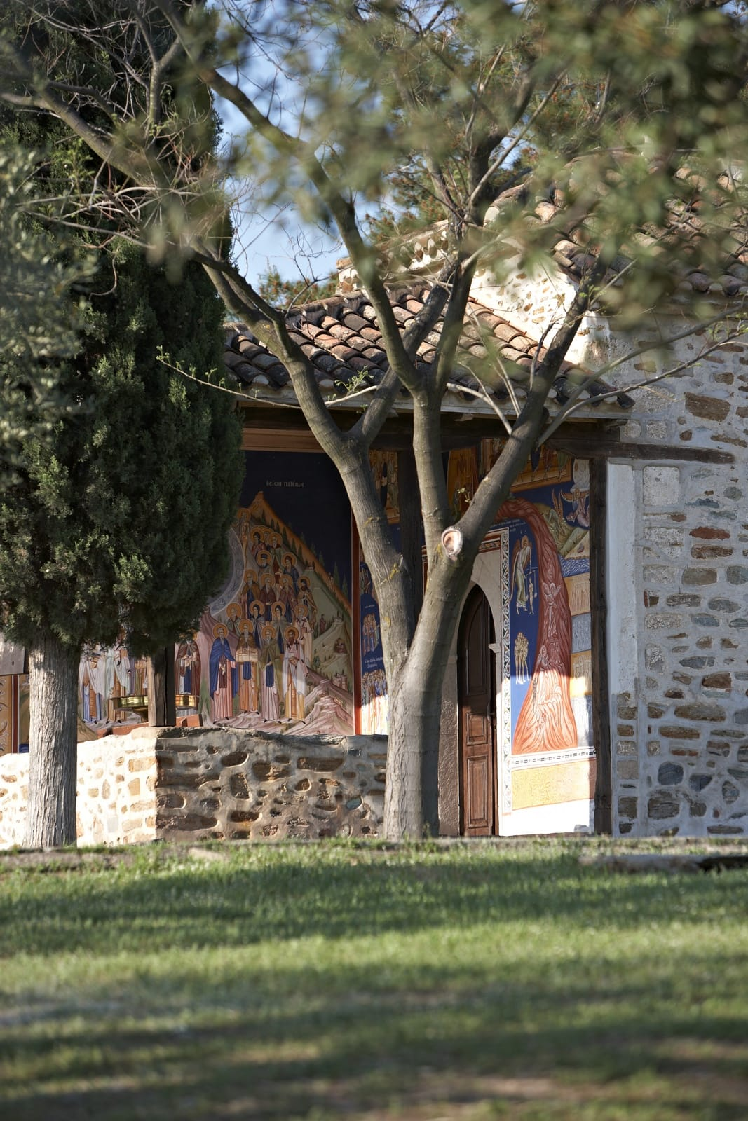 Ormylia, Monastery Of The Annunciation, Old Chapel
