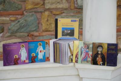 CD Βυζαντινής μουσικής